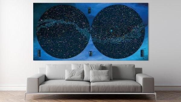 North-and-South-Hemisphere-sky-map