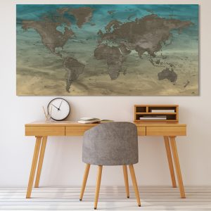 Original World Map – Gobi